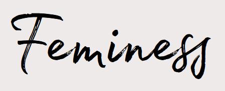 Die Abbildung zeigt das Feminess-Logo.